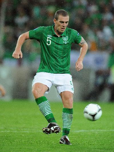 Richard Dunne has not played since he featured for Ireland during Euro 2012