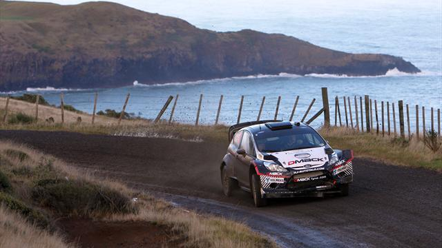 ERC - Ketomaa seals victory in Latvia