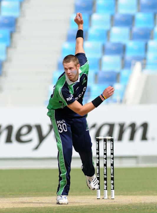 ICC World Twenty20 Qualifier: Semi Final - Ireland v Canada
