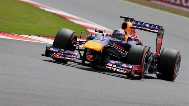 Formula 1 - Vettel fastest as young driver test ends
