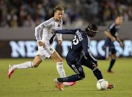 David Beckham, pictured here on November 1, said the game against Houston Dynamo would be his last for Los Angeles Galaxy as he hopes to move on and eventually become a part-owner of an MLS team in the future