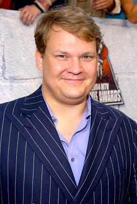 Andy Richter, star of Cabin Boy MTV Movie Awards - 6/5/2004