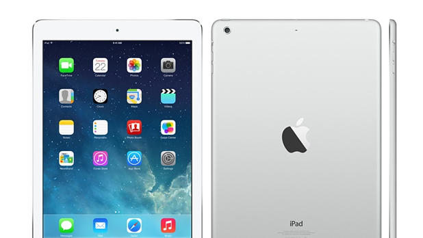 Apple CEO Tim Cook: 'It's Going to Be an iPad Christmas'