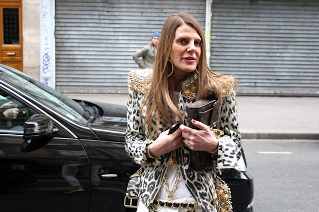Anna Dello Russo To Design An Over-The-Top Accessories Collection For H&M: BREAKING NEWS!