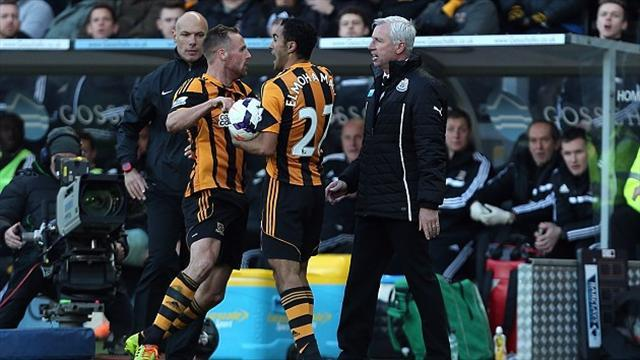 Premier League - Pardew set to accept FA charge