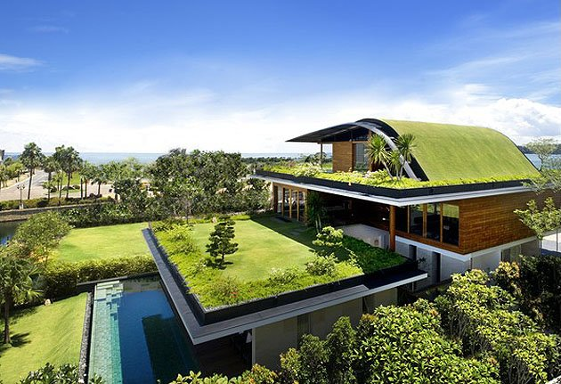 The Meera Sky Garden House in Singapore (Photo: Guz Architects)