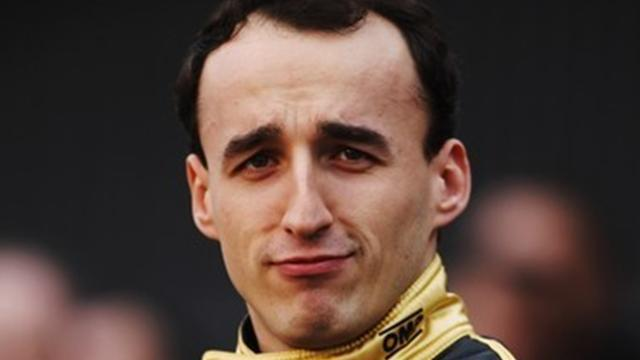 Kubica set for return in Italian rally