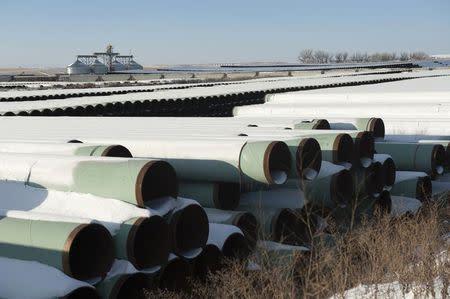 Senate blocks swift passage of Keystone XL pipeline bill