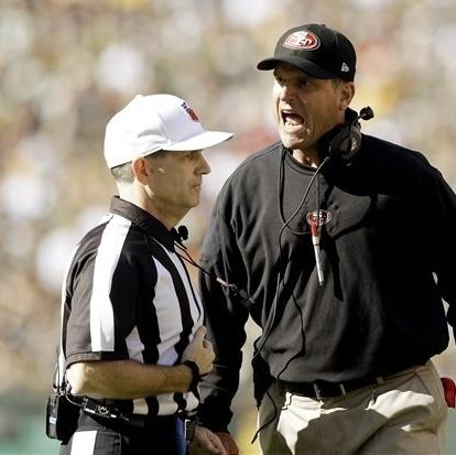 49ers not thinking about Harbaugh's handshake The Associated Press Getty Images Getty Images Getty Images Getty Images Getty Images