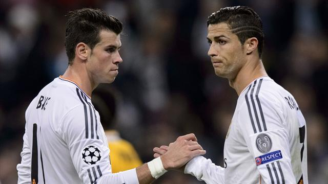 Champions League - Bale: Champions League final is why I came to Madrid