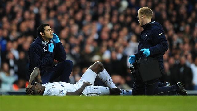 Europa League - Adebayor misses training ahead of Inter game