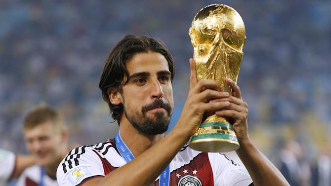 Bundesliga - Reports: Khedira set to snub Arsenal for Bayern