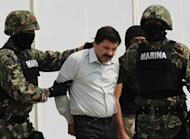 Arrest of Mexican Drug Lord Joaquin 'El Chapo' Guzman in Pictures