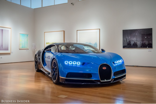 the 2 6 million bugatti chiron is like no other car in the world yahoo singapore finance. Black Bedroom Furniture Sets. Home Design Ideas