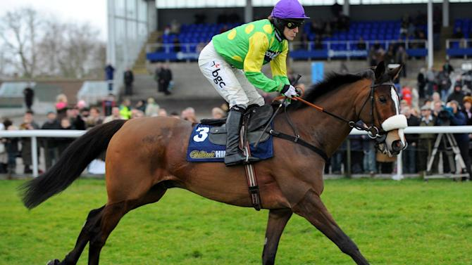 Horse Racing - Legendary racehorse Kauto Star put down after fall