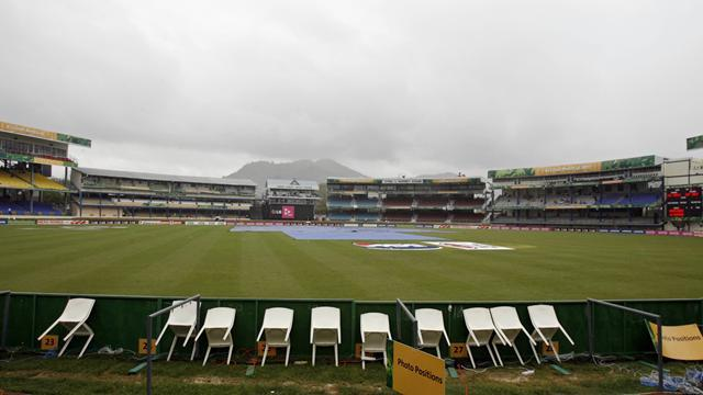 Cricket - Rain scuppers England v West Indies women