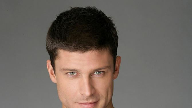 Greg Vaughan stars as Lucky Spencer on the ABC Television Network's General Hospital