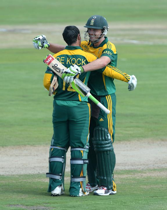 3rd Momentum ODI: South Africa v India