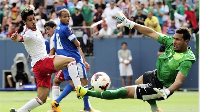 Concacaf Football - Mexico, Panama advance to Gold Cup quarters