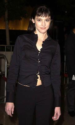 Nancy Pimental at the LA premiere of Columbia's Panic Room