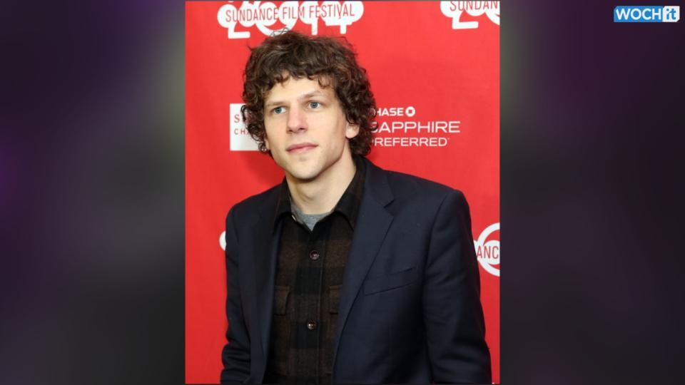 Jesse Eisenberg Cast As Lex Luthor In New Superman & Batman Flick