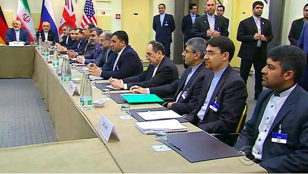 Iran nuclear talks enter crucial final day