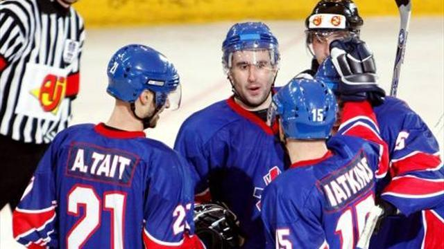 Ice Hockey - Shields confident for future after World Championship near miss