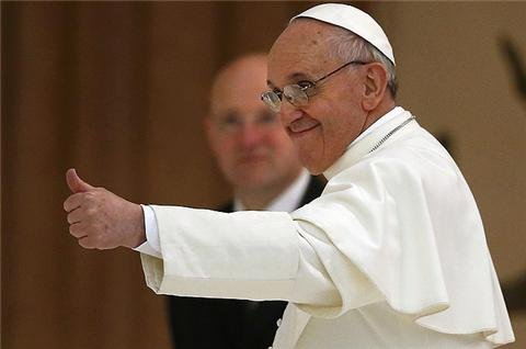 Pope wants Catholic Church to serve the poor