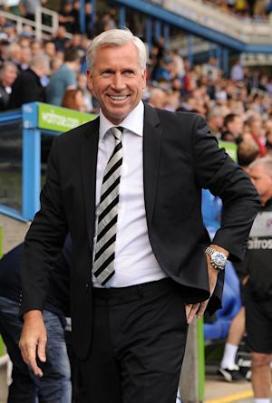 Alan Pardew believes the format of the Europa League makes it tougher for English clubs