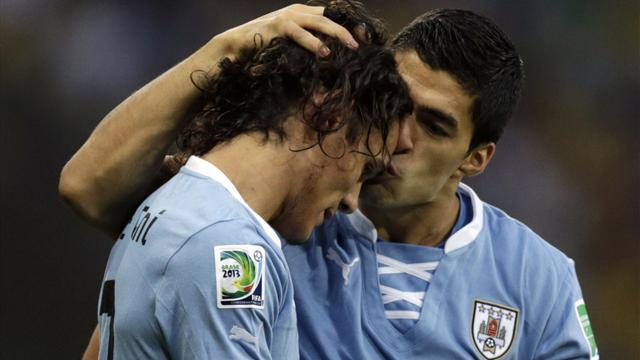 World Cup - Uruguay not among world's elite, says coach