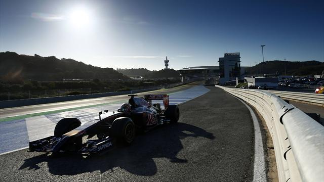 Formula 1 - Massa fastest for Williams as Jerez test ends