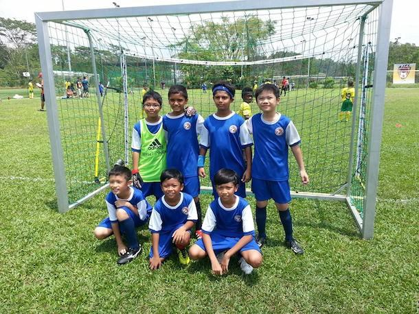 Best Soccer Schools in Singapore: Where the Kids can Learn to Play like Beckham!