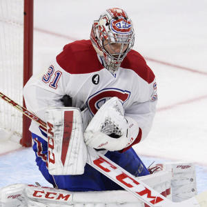 Carey Price gets silent treatment after historic shutout