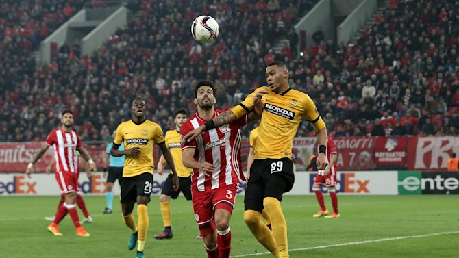 Football Soccer - Olympiacos v BSC Young Boys - UEFA Europa League Group Stage