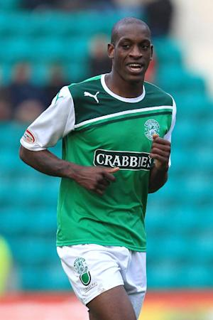 Isaiah Osbourne spent just one season with Hibernian