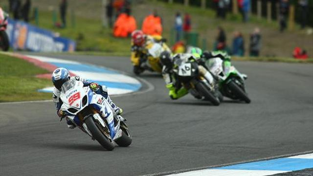 Superbikes - Knockhill BSB: 'The most physical track I've ever ridden' - Jacobsen