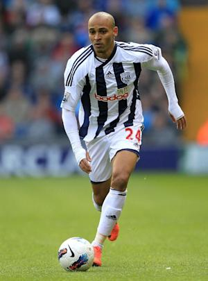 Peter Odemwingie scored 11 goals for West Brom last season