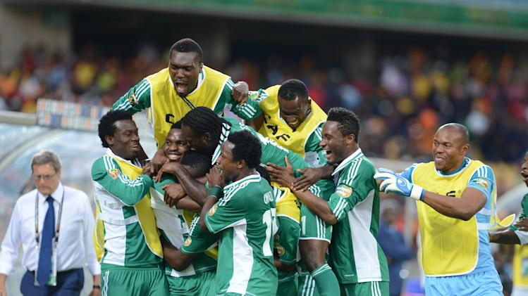 2013 Orange AFCON: Ivory Coast v Nigeria