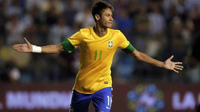 South American Football - Barcelona confirm Neymar arrival date