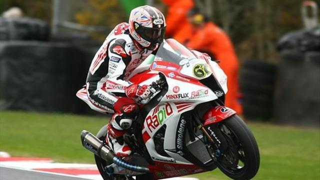 Superbikes - Oulton BSB: Byrne conquers all to take race two win
