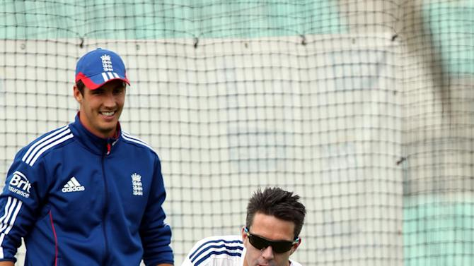 Cricket - Fifth Investec Ashes Test - England v Australia - England Nets - Day One - The Kia Oval