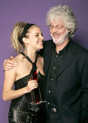 "Sienna Miller and ""Alfie"" director Charles Shyer Hollywood Life's 4th Annual Breakthrough of the Year Awards - 12/12/2004 Sienna Miller"