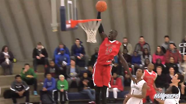 MaxPreps Minute - Thon Maker