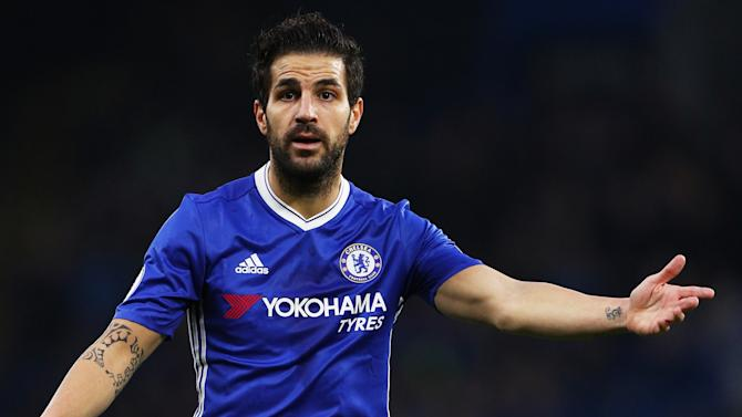 The Fabregas stat that puts Ozil to shame as Chelsea's Spaniards run riot
