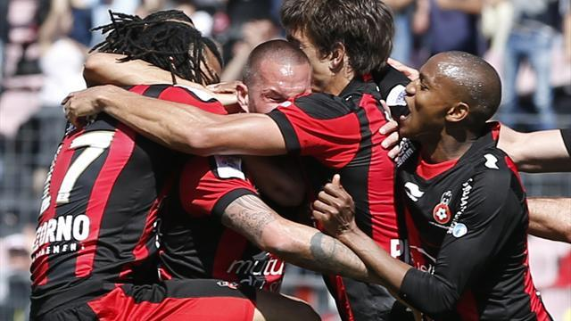 Ligue 1 - Nice beat lowly Sochaux to stay on course for Europe