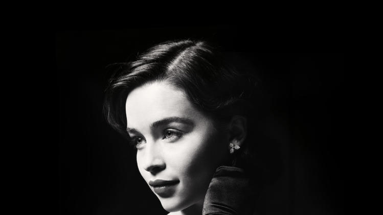 'Game of Thrones' Star Emilia Clarke Shows Her 'Breakfast at Tiffany's' Style