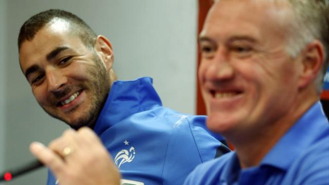 Benzema: France will play like warriors