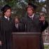 Dwayne 'The Rock' Johnson, Jimmy Fallon Deliver Dumb '80s Commencement Speeches on 'The Tonight Show' (Video)