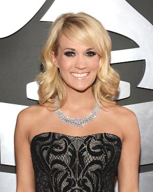 Carrie Underwood Wears $31 Million in Jewels at Grammys 2013