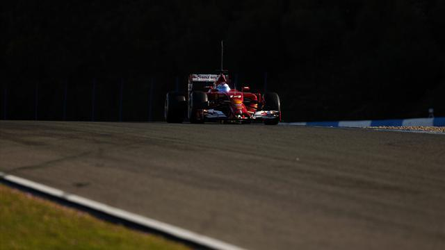 Formula 1 - Ferrari boosted by windtunnel results